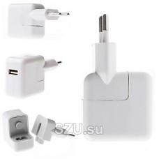 Зарядное устройство для iPad 2/3/4/Mini/Air / iPhone 3/3gs/4/4s/5/5c/5s/6/6 Plus 2.4A Original OEM