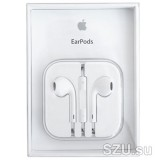 Наушники Apple Earpods для iPhone / iPad / iPod Original BOX